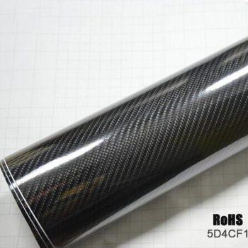 5D carbon fiber car wrap