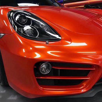 super glossy metallic auto body wraps
